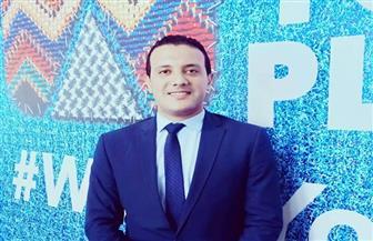 أمين شباب حزب الحرية : رسائل الرئيس أكدت أنه لا تهاون في  الدفاع عن حق الدولة