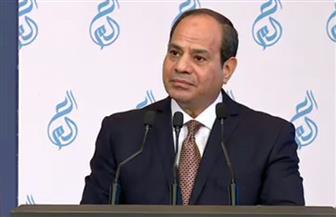 الرئيس السيسى:علماء مصر الأجلاء يقومون بدور محورى فى تقدم البلاد