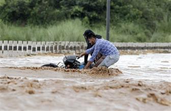 الهند تستعد للفيضانات.. وحصيلة ضحايا الأمطار الموسمية تصل لألف قتيل | صور