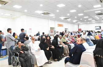 رئيس جامعة القاهرة: معهد الأورام استقبل مرضاه بكامل طاقته | صور