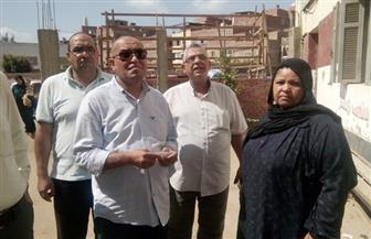 """إحالة 30 من العاملين بالمحليات والصحة في """"محلة زياد"""" بسمنود للتحقيق   صور"""
