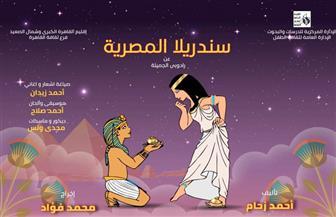 """""""سندريلا المصرية"""" تعبر عن قدرات ذوي الاحتياجات الخاصة بقاعة سيد درويش"""