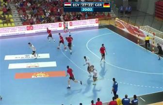 مرور 20 دقيقة من الشوط الثاني.. تقدم مصر على ألمانيا 28-23 بنهائي كأس العالم لكرة اليد للناشئين