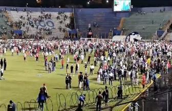 ثلاثة قتلى وسبعة جرحى في أعمال شغب بين مشجعين لكرة قدم في هندوراس