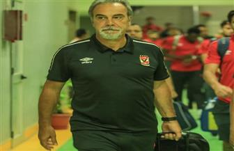 الأهلي يقيل مارتن لاسارتي ويكلف محمد يوسف بقيادة الفريق