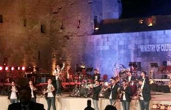 ياسر سليمان وفرقة رضا ومروة ناجي في الليلة الرابعة من مهرجان القلعة للموسيقى والغناء