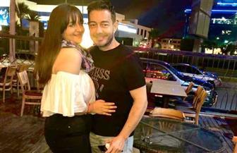 أحمد زاهر ينشر صورة تجمعه مع ابنته ملك على إنستجرام