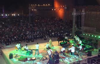 بفقرات فنية مميزة وحشد جماهيري ضخم.. مهرجان القلعة يطلق أولى لياليه | صور