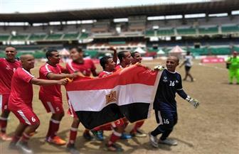 حزب المؤتمر: فراعنة منتخب كرة القدم للأوليمبياد الخاص يستحقون ذهبية وكأس البطولة الدولية