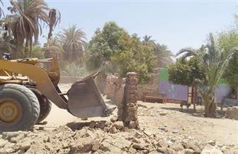 محافظة الجيزة: حملات لإزالة التعديات على أملاك الدولة التي لم يتم تقنينها