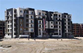 """الإسكان: تنفيذ وحدات """"سكن مصر"""" بالمنصورة الجديدة بنسبة 80%.. و11 ألف وحدة بمشروع جنة"""