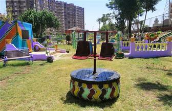 محافظ أسيوط يعلن استقبال حديقة الإيمان للجمهور مجانا خلال العيد| صور