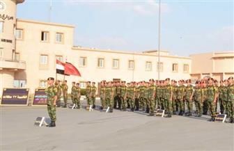 """مغادرة عناصر من القوات المسلحة للمشاركة فى التدريب المصرى الروسى البيلاروسى """" حماة الصداقة - 4 """""""