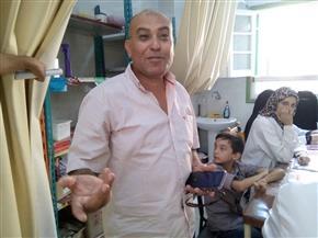"""إحالة 42 من العاملين بالمحليات والصحة بقرية """" أبوصير"""" فى سمنود للتحقيق   صور"""