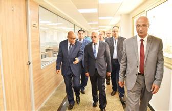 افتتاح مقر هيئة قضايا الدولة ببورسعيد | صور