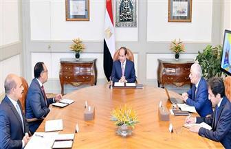 بسام راضي: الرئيس السيسي يستعرض آخر تطورات المشروع القومي لتطوير التعليم| فيديو