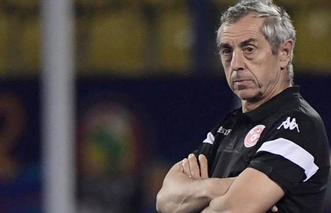 رسميا.. فسخ عقد آلان جيريس مدرب تونس -