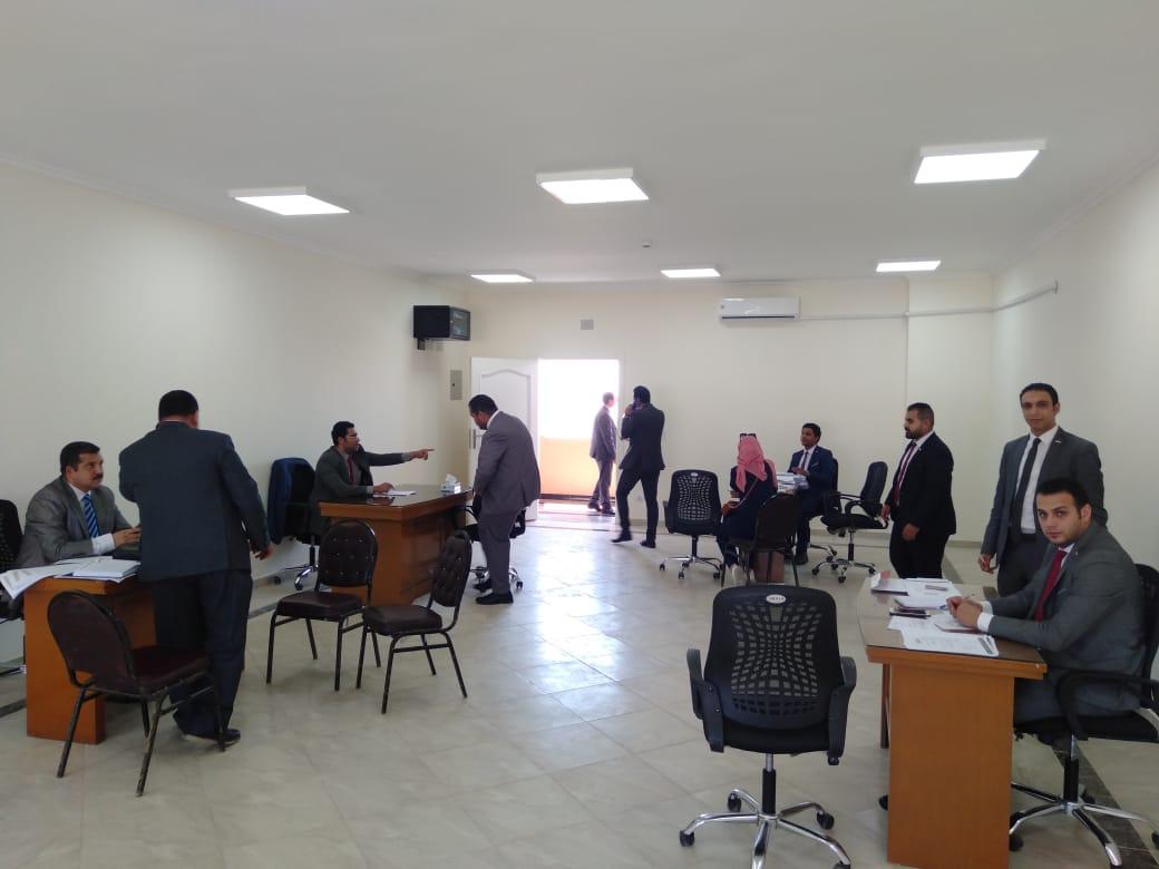 سحب كراسات شروط الورش الصناعية بمدينة دمياط للأثاث
