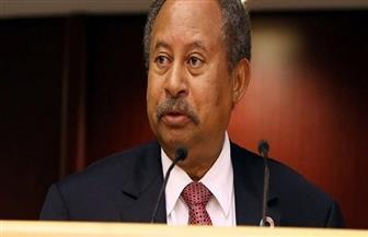 رئيس الوزراء السوداني يبحث في واشنطن رفع الخرطوم من قائمة الإرهاب