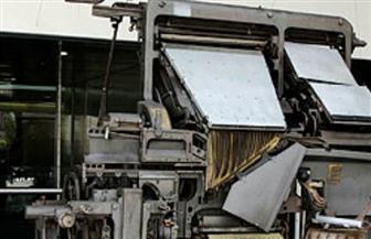 """ضبط 52 ألف """"استيكر"""" مقلدة لعلامات تجارية شهيرة داخل مطبعة بالإسكندرية"""
