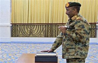 وصول أعضاء المجلس السيادي السوداني إلى القصر الرئاسي بالخرطوم لأداء القسم