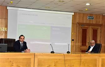 مسئولو الأقصر يناقشون مشروعا لإنشاء محطة توليد الكهرباء بمدينة إسنا | صور