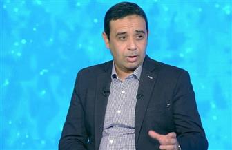 """""""بوابة الأهرام"""" تستضيف سمير عثمان رئيس لجنة الحكام الجديد.. اليوم"""