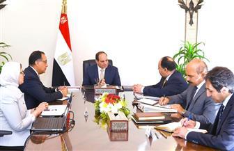 الرئيس السيسي يوجه بضمان تطبيق منظومة التأمين الصحي الشامل على نحو دقيق وناجح فنيا وبشريا   صور