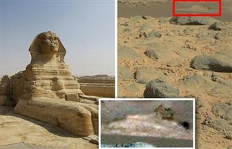 جدل بعد صورة تابوت فرعوني على كوكب المريخ.. وأثريون يكشفون حقيقة وصول الفراعنة للفضاء   صور