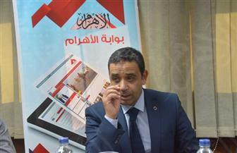"""سمير عثمان فى ندوة """"بوابة الأهرام"""": سأتولى ملف التأمين على الحكام.. والدوري سيدار بـ 50 حكما"""