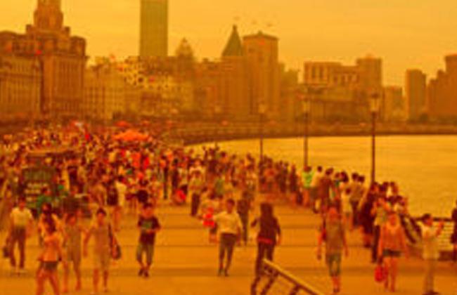 إنذار أصفر لمواجهة ارتفاع درجات الحرارة في الصين -