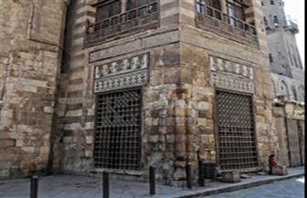 """مجلس الوزراء ينفي تشوه بعض المعالم الأثرية بشارع المعز بالقاهرة إثر حريق """"سبيل خسرو"""""""