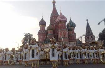 الموسيقات العسكرية المصرية تشارك بالمهرجان الدولي الثاني عشر بروسيا