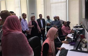 وفد الجمعية التونسية للتنمية البشرية يزور مركز الأزهر العالمي للرصد والفتوى الإلكترونية|صور