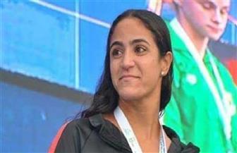 هانيا مورو تحصد ذهبية 200 متر حرة بدورة الألعاب الإفريقية