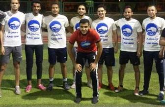 للموسم الثاني.. انطلاق مباريات دوري مستقبل وطن لكرة القدم في بدر