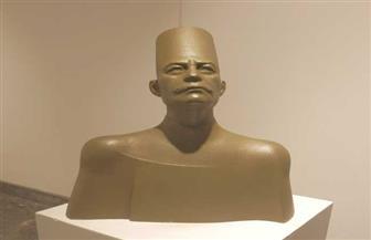 فى ذكرى رحيل زعيم الأمة.. النحات طارق الكومي: ركزت على جوهر الشخصية خلال نحتي لتمثاله النصفي
