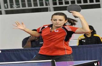 منتخب تنس الطاولة يحصد 10 ميداليات بدورة الألعاب الإفريقية في المغرب