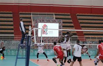 حصاد المنتخب المصري للطائرة الحاصل على برونزية دورة الألعاب الافريقية بالمغرب