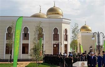 """رئيس الشيشان يفتتح مدرسة للقرآن الكريم في مدينة """"شالي"""".. ويكرم الفائزين بأول مسابقة دولية في جروزني"""