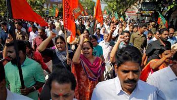 إصابة شخص في احتجاج ضد قانون الجنسية بالهند