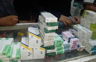 ضبط أدوية مخالفة في ديرب نجم بالشرقية| صور