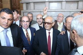 رئيس حزب الوفد يصل ضريح سعد زغلول لإحياء ذكراه الثانية والتسعين
