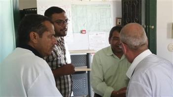 """""""صحة شمال سيناء"""": رفع درجة الاستعداد القصوى في جميع المستشفيات"""
