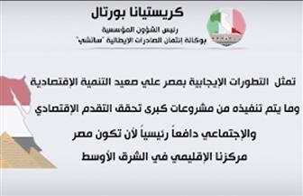 مصر في قمة السبع.. مسئولون إيطاليون يشيدون بالاقتصاد المصري وقدرته على تلبية طموحات المصريين | فيديو