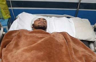 بعد إصابته بكسر في الجمجمة.. لاعب المصري يجري عملية جراحية ناجحة