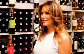 ميلانيا تقدم أكبر دعاية للنبيذ الفرنسي رغم تهديدات ترامب بفرض الضرائب عليه | صور