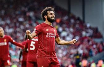 محمد صلاح يحرز ثالث أهداف ليفربول في مرمى نيوكاسل