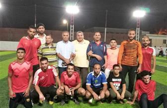دوري مستقبل وطن لكرة القدم يشتعل بمراكز كفر الشيخ