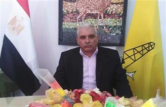 حسين عرادة وكيلا لمديرية التربية والتعليم بشمال سيناء | صور